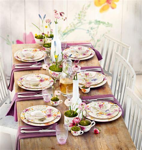 Villeroy Boch - villeroy boch mariefleur dinnerware contemporary