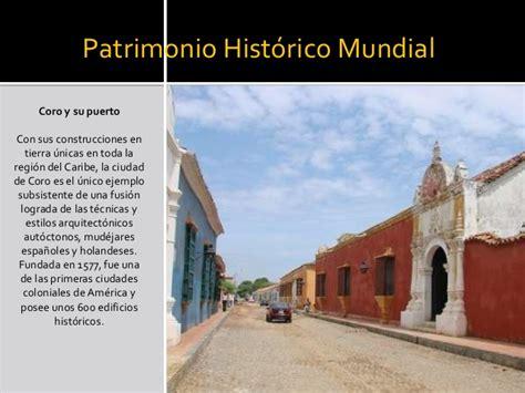 imagenes historicas de venezuela patrimonio hist 243 rico y cultural