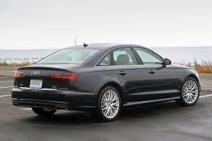 2016 Audi A6 Facelift 2016 Audi A6 Drive W Autoblog