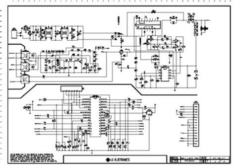Ncp1271b lg eax36752501 power supply service manual repair schematics