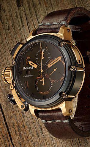u boat watch pin u boat u 51 bronze 6496 watch watches pinterest boat