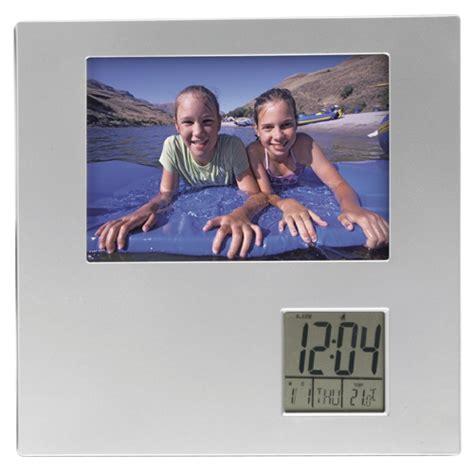 Paking Set Binter Merzy photo frame with digital clock promo2u