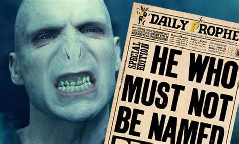 Lord Voldemorts Take On Why Youre Single by Why Are So Scared To Say Voldermort S Name In Harry