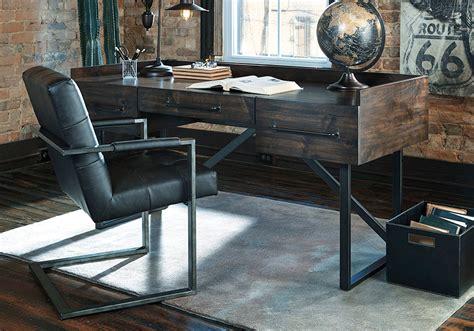 starmore 63 home office desk starmore brown bookshelf