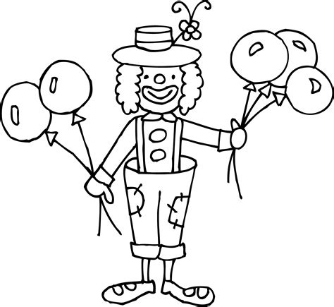 Gallery Images And Information Circus Clowns Juggling sketch template