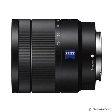 Jual Lensa Sony Zeiss E 16 70mm F4 Oss jual sony vario tessar t e 16 70mm f4 za oss lens