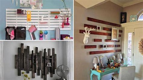 decorazioni pareti bagno idee di decorazioni per pareti in pallet di legno bcasa