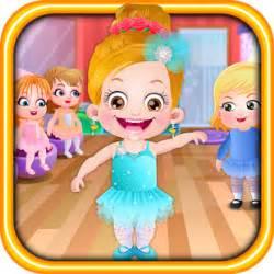 Baby hazel ballerina dance android apps on google play