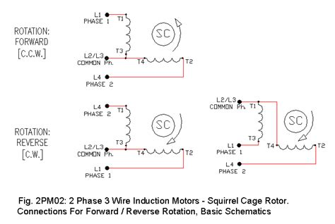 2 phase motor drawings 1 technical reference area ecn