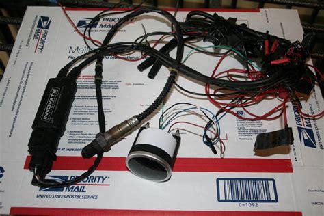Alarm Motor Lc fs innovate motorsports lc 1 wideband o2 sensor guage