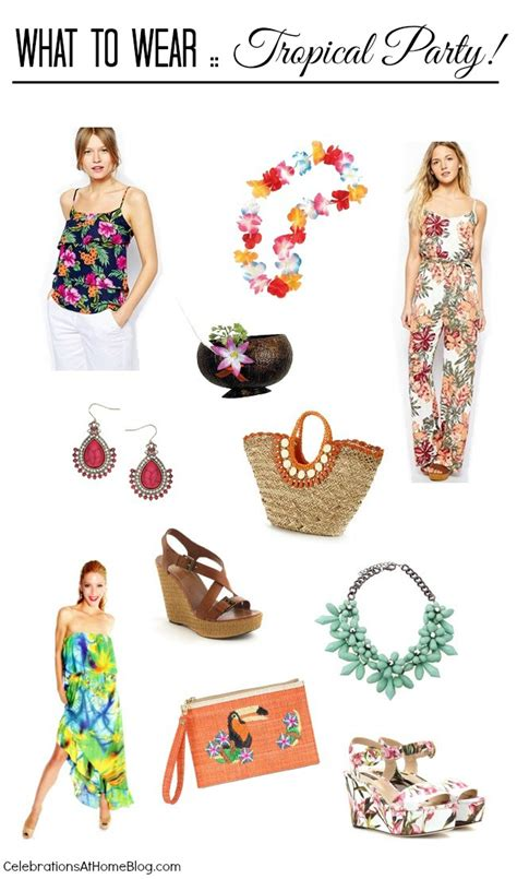 beach themed clothing party what to wear tropical themed party celebrations at home