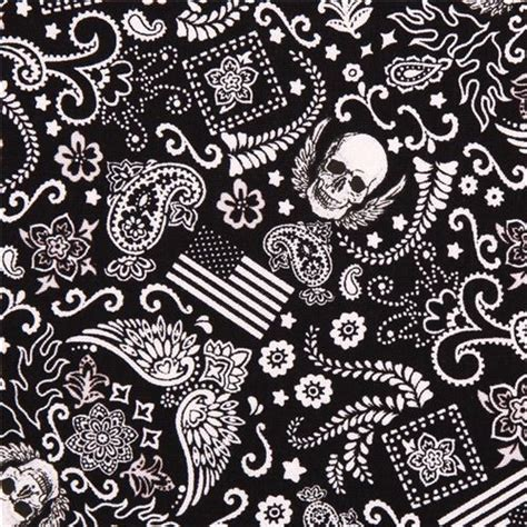 skull upholstery fabric black mini skull fabric by timeless treasures usa fabric