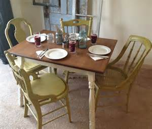 Country Style Dining Table And Chairs 403 Forbidden