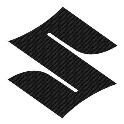 suzuki logo transparent suzuki logo carbon decal