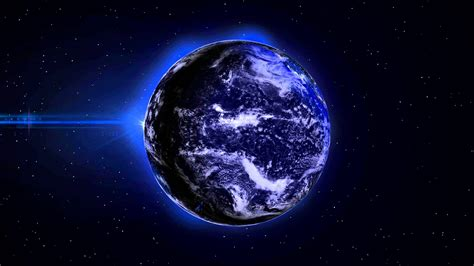 earth moving wallpaper download 4k earth at night lights 1min loop 3d background