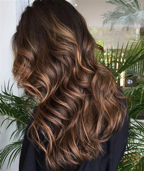 dyed hairstyles for brown hair best 25 chocolate brown hair ideas on pinterest
