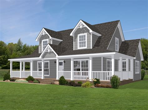 cape cod floor plans with wrap around porch shown with optional doghouse dormers 2 and site built