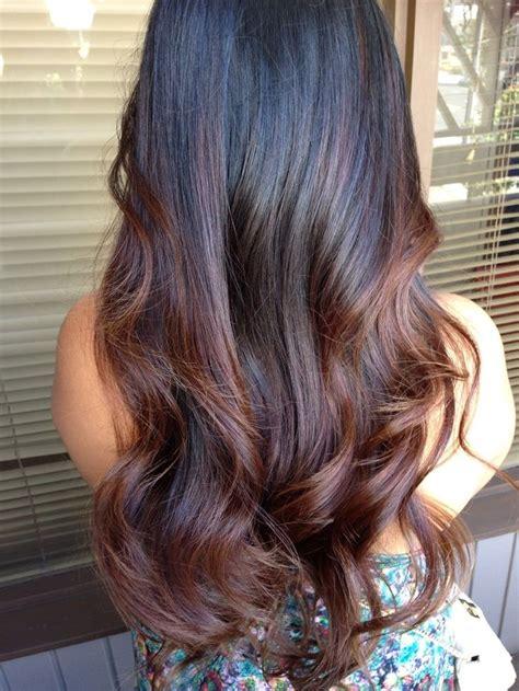 balayage highlights on dark brown hair how to lighten up dark hair with balayage hair world