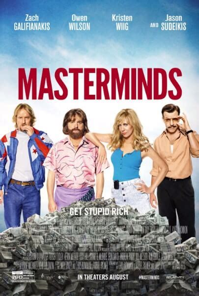 english comedy film movie quot masterminds quot english comedy film starring zach