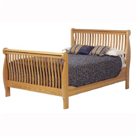 bed bridge bridge bay river sleigh bed home wood furniture