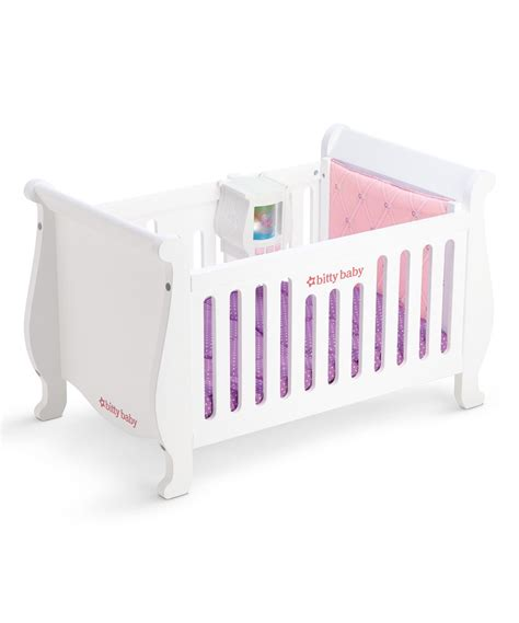 american 174 sweet dreams 15 doll crib canopy set zulily