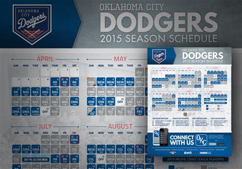 dodgers 2014 schedule printable autos post