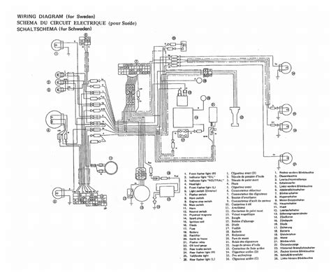 wiring diagram yamaha chappy yamaha chappy fuel diagram yamaha free engine image for