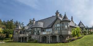 castles for sale in castle for sale in saanich has hand carved doors elevator powder room photos