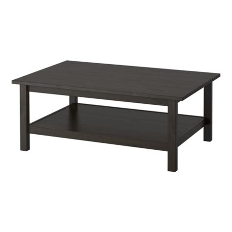 Hemnes Coffee Table Black Brown 118x75 Cm Ikea Hemnes Coffee Table Review