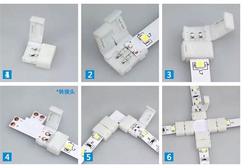 led light connectors rgb led connector 4 pin led light connectors buy 4