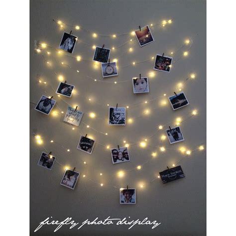 light on a string hanging light photo display lights photo display