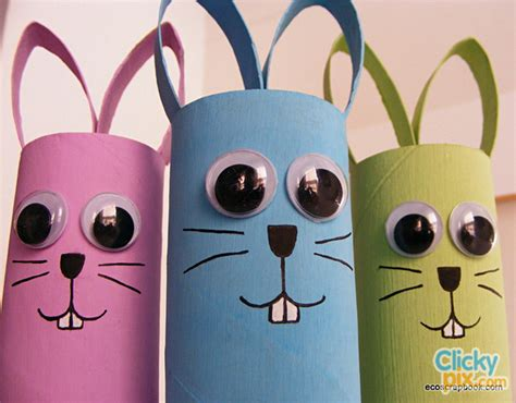 Paper Roll Arts And Crafts - 30 exles of toilet paper roll arts crafts clicky pix