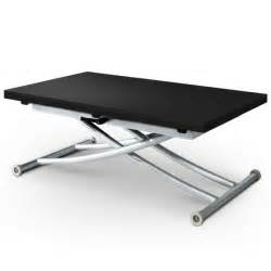 table basse relevable extensible modulable achat