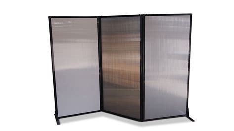 room dividers on wheels afford a wall folding room divider polycarbonate portable partitions australia