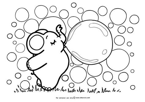 bubblegum or bubble worksheets bubbles weekly free