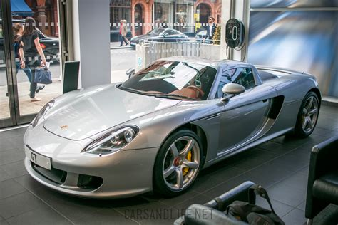 Porsche Gt Preis by Second Hand Porsche Carrera Gt
