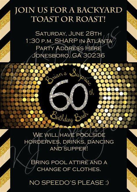 sles of 60th birthday invitations birthday invitations 60th birthday and invitations on