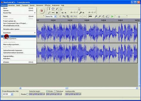 download lame mp3 converter for audacity how to export audacity files aup to mp3 files youtube