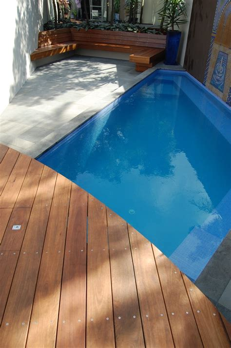 pools for small spaces swimming pools for small yards pool modern with plunge