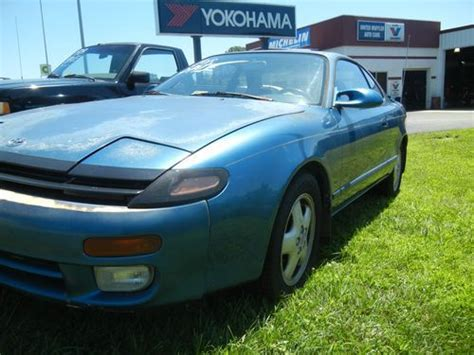 Toyota Radford Purchase Used 1993 Toyota Celica Gt 2 2l In Radford