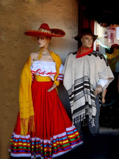 Premium Mixco Dress traditional mexican clothing by ritaflowers on deviantart