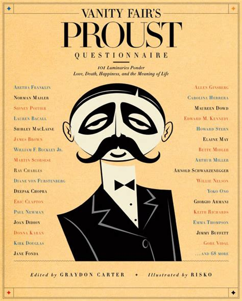 Vanity Fair Proust david bowie answers the proust questionnaire brain pickings