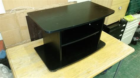 tv tables for sale black mdf tv stand 70x40x42 used furniture manchester