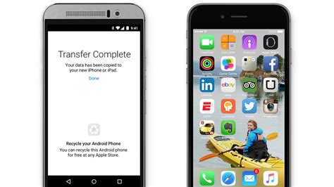 How Android Are Made by Apple Made An Android App That Helps Switch To Ios
