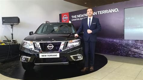 nissan terrano price 2017 nissan terrano facelift launched prices start at rs