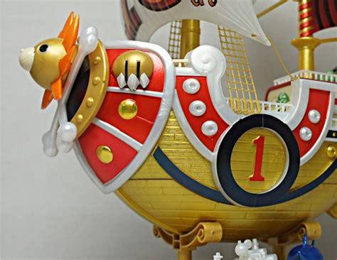 Kapal One Thousand 15th Straw Hat Ship one thousand tv animation 15th anniversary ver bandai gundam models kits premium