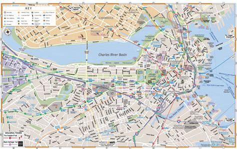 printable map boston map of boston massachusetts interactive and printable