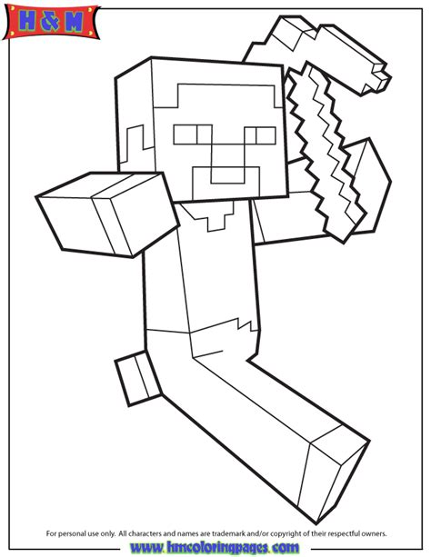 minecraft coloring pages steve with armor minecraft coloring pages steve with armor www imgkid com