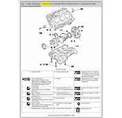 Engine Rod Head And Crankshaft Torque Specifications