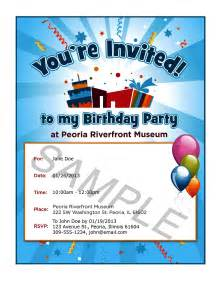 Birthday Invitation Letter Template by Birthday Invitation Letter Sle Sle